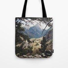 San Juan Forest Tote Bag