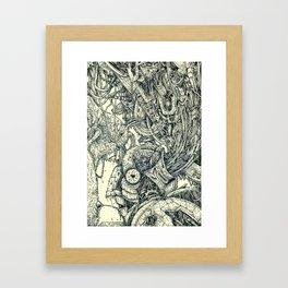 Big Time Sensuality Framed Art Print