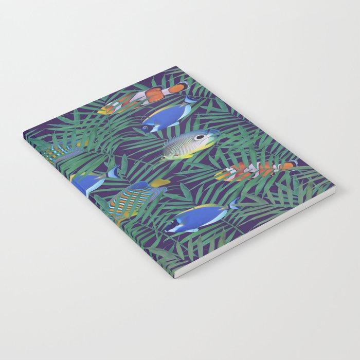 aquarium Notebook
