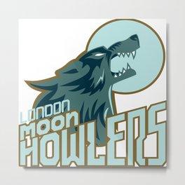 london howlers Metal Print