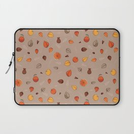 Apple spice ( Caramel mocha) Laptop Sleeve