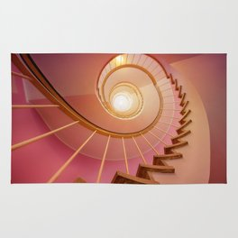 Swirling Staircase Rug