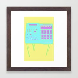 Mpc Framed Art Print