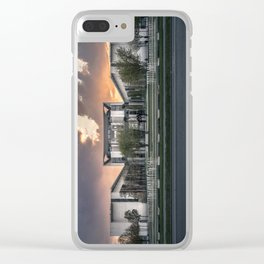 The White House Clear iPhone Case