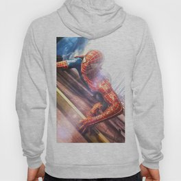 Spider Man in Action Hoody