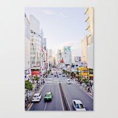 Shinjuku forever Canvas Print