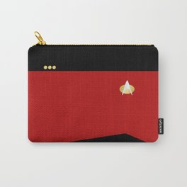 Star Trek: TNG Red Commander Uniform Carry-All Pouch