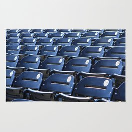 Play Ball! - Stadium Seats Rug