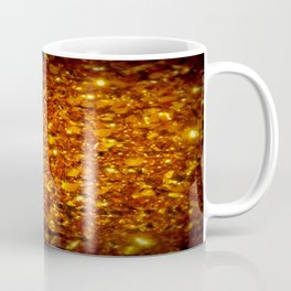 Copper Sparkle Coffee Mug