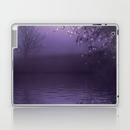 SONG OF THE NIGHTBIRD - LAVENDER Laptop & iPad Skin