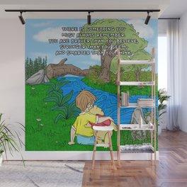 Timeless wisdom Wall Mural