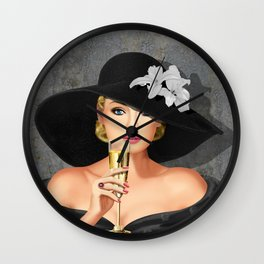 Cheers Wall Clock