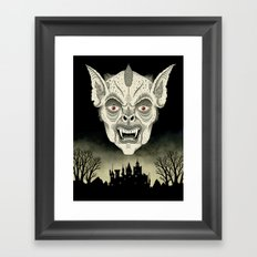 The Undead Framed Art Print