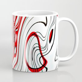 Contours 2 Coffee Mug