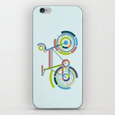 Bicyrcle iPhone & iPod Skin