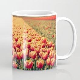 Tulips field #6 Coffee Mug