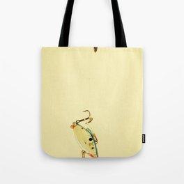 Fishhook Tote Bag