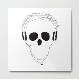 Killer Tune Metal Print