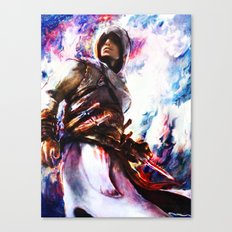 Assassin's Creed.  Altair Canvas Print
