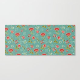fresh floral sweetness Canvas Print