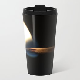 Actually, We Did Start the Fire Travel Mug