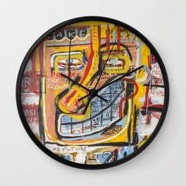 Donald Trampa Wall Clock