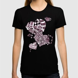 Punk Hearts T-shirt