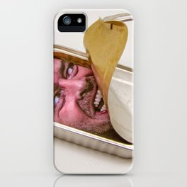 Shining Canned In Vegetable Oil iPhone Case