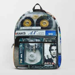Old cassettes Backpack