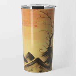 Stygian Tree Travel Mug