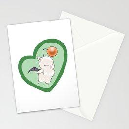 Moogle Chibi Stationery Cards