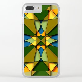 Fall Twilight, 2060m Clear iPhone Case