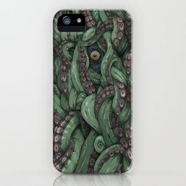 Tentacle Wall iPhone Case