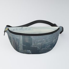 More Fog Less Smog Fanny Pack