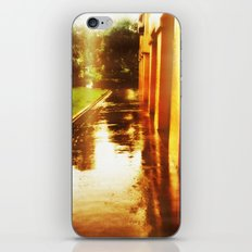 Rainsoaked iPhone & iPod Skin