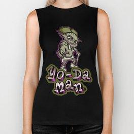 Yo-da Man Biker Tank