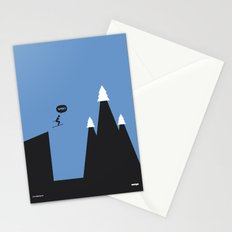 WTF? Ski Stationery Cards