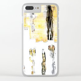 Nr. 653 Clear iPhone Case