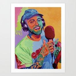 """Easy Mac"" Art Print"