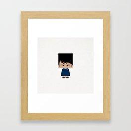 Marc Framed Art Print