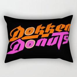 Dokken Donuts Rectangular Pillow