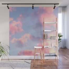 Whimsical Sky Wall Mural