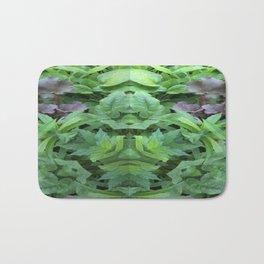 Green Man Bath Mat