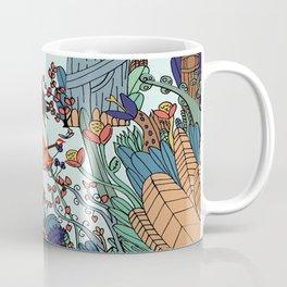 Air can stir up fire Coffee Mug