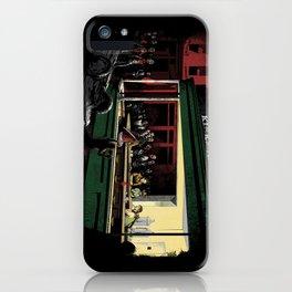 Nightwalkers iPhone Case