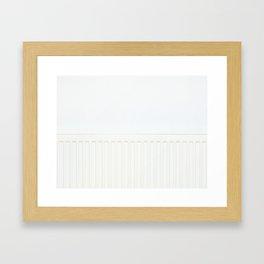 Radiator Framed Art Print