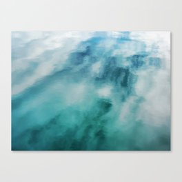On the Water #decor #buyart #style #society6 Canvas Print