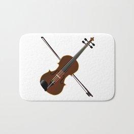 Fiddle Bath Mat