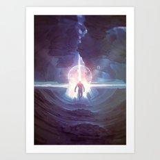 Ultrakosmos Art Print