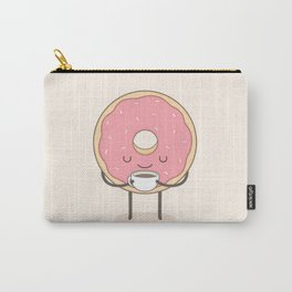 donut loves coffee Carry-All Pouch